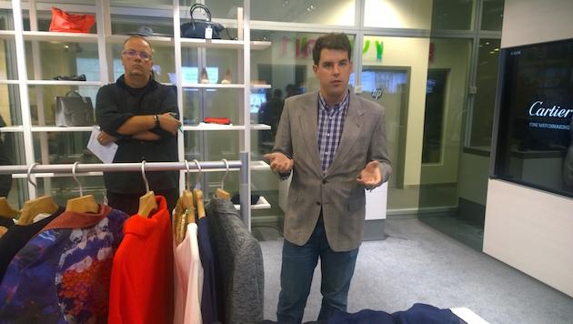 La impresión de texturas personalizadas sobre textil llegará pronto al sector del retail