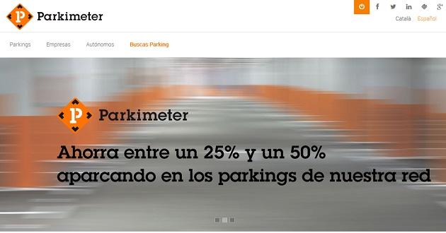 Parkimeter, aparcamiento para autónomos