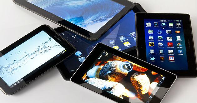 El impacto tablet en decadencia