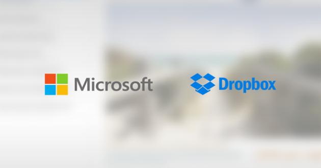 Microsoft Office para Android ya integra Dropbox