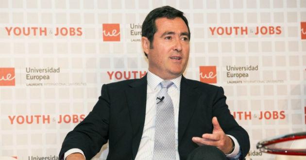 Así es Antonio Garamendi, nuevo presidente de Cepyme