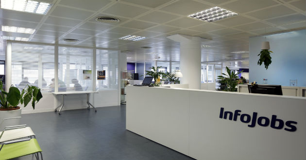 Infojobs registra más de 1.200.000 búsquedas de empresas