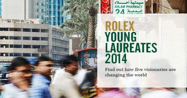 Rolex busca emprendedores con buenas ideas