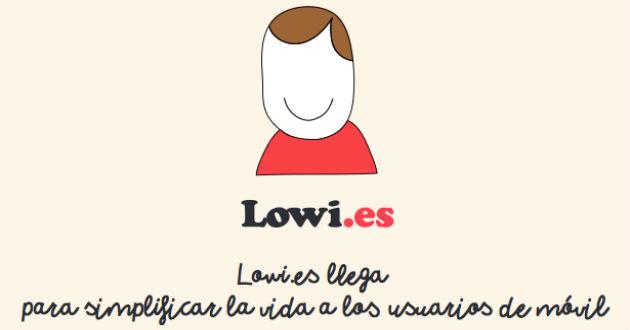Llega Lowi.es, nuevo operador móvil virtual