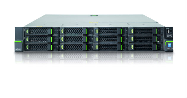 Fujitsu ETERNUS CS200c, solución de back up para pymes