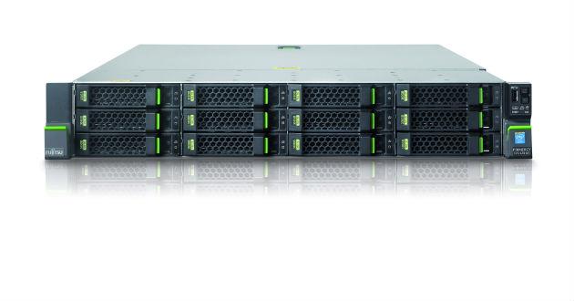 Fujitsu ETERNUS CS200c, solución de back up para pymes