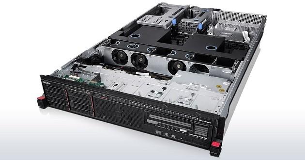 Lenovo lanza dos nuevos servidores para pymes
