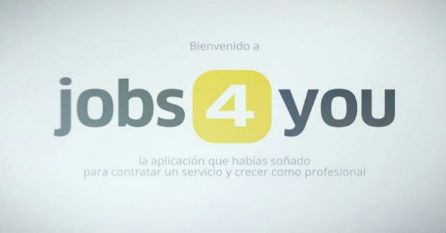 Jobs4you, nueva aplicación para freelances