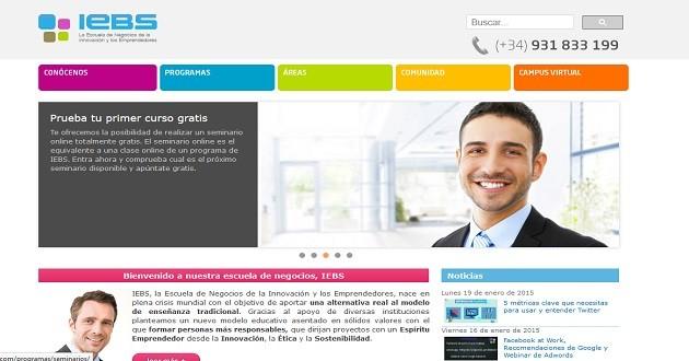 IEBS lanza 150.000 euros en becas