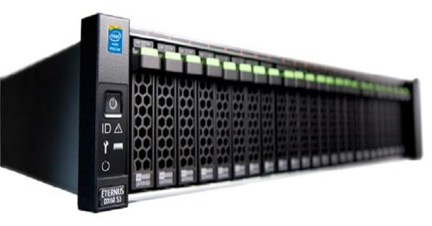 Fujitsu Eternus DX60 S3, nuevo sistema de almacenamiento para pymes
