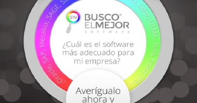 BUSCOelMEJOR lanza un comparador de software para pymes