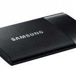 Samsung anuncia su SSDs compactos T1