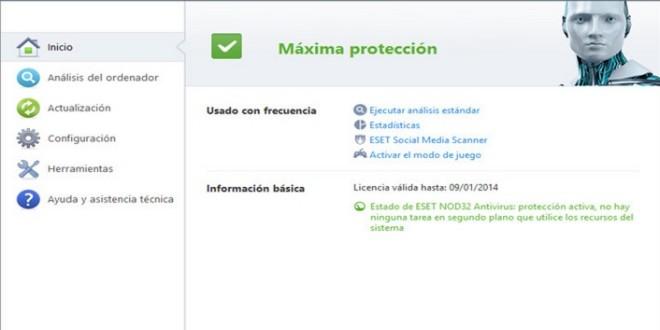ESET NOD32 y Smart Security se renuevan