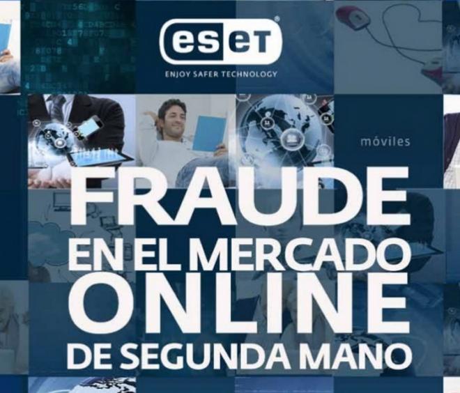 """Consulta la guía """"Fraude en el mercado online de segunda mano"""" de ESET"""