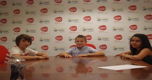 Convocada la II edición de AJE Kids