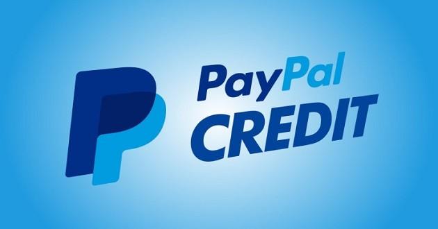 Paypal renueva Credit