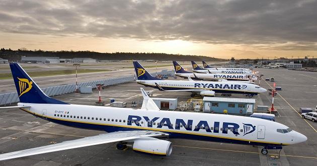 Ryanair estrenará la conectividad WiFi en vuelos empresariales
