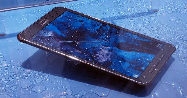 Galaxy Tab Active, la nueva tableta profesional de Samsung