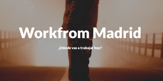 workdrommadrid