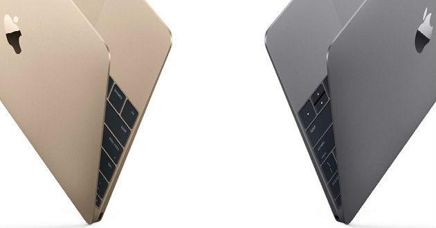 Así es el nuevo MacBook de 12 pulgadas