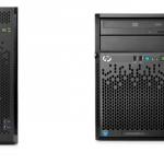 Nuevos servidores de torre HP ProLiant Gen9