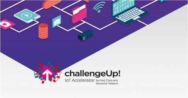 Challenge Up! impulsa el Internet de las Cosas en startups