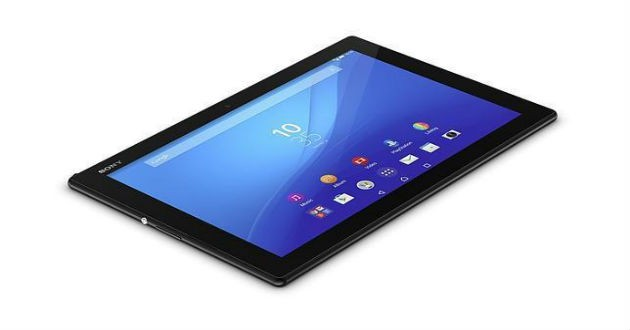 Sony Z4 Tablet, la tableta más fina del mundo