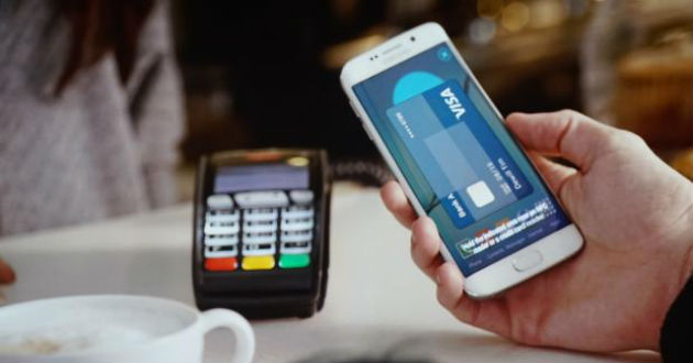 Samsung Pay, nuevo sistema de pagos móvil