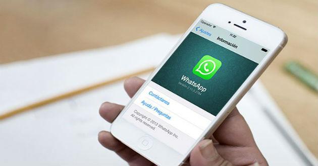 Las llamadas de voz de WhatsApp llegarán a iOS en breve