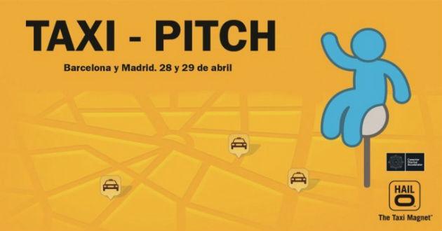 El Taxi Pitch llega a España