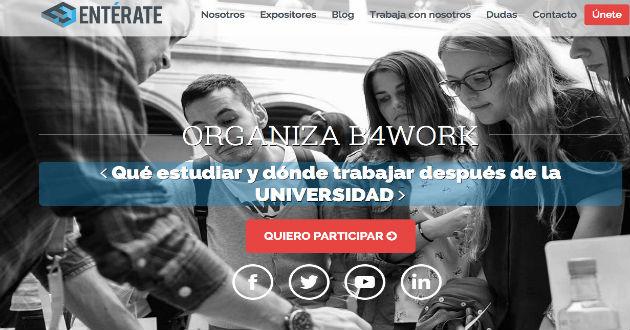 El Evento Entérate vuelve a Madrid con mil ofertas de empleo