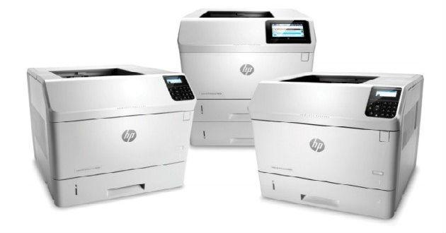 HP amplía su gama de impresoras LaserJet Enterprise con tres nuevos modelos