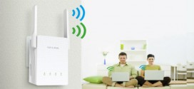 TP-LINK anuncia RE210, nuevo extensor de red inalámbrica