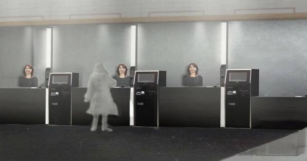 El primer hotel con todos sus empleados robots es una realidad