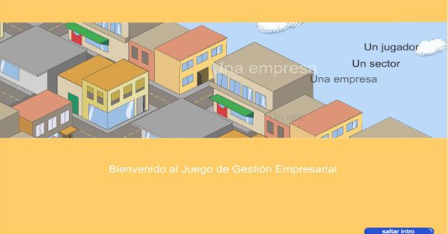 Simula, el videojuego del Gobierno para ver si eres buen emprendedor