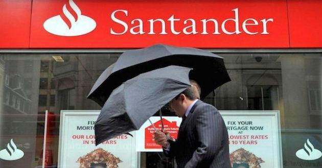 Santander trae a España la Cuenta 123 para pymes