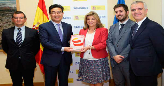 Samsung consigue el Sello de Emprendimiento y Empleo