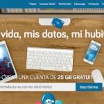 hubiC ofrece 25 GB de almacenamiento gratis en la nube