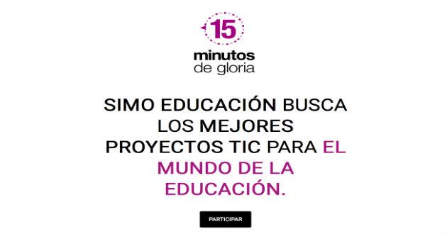 """Comvocada la quinta edición del concurso """"15 Minutos de Gloria"""""""