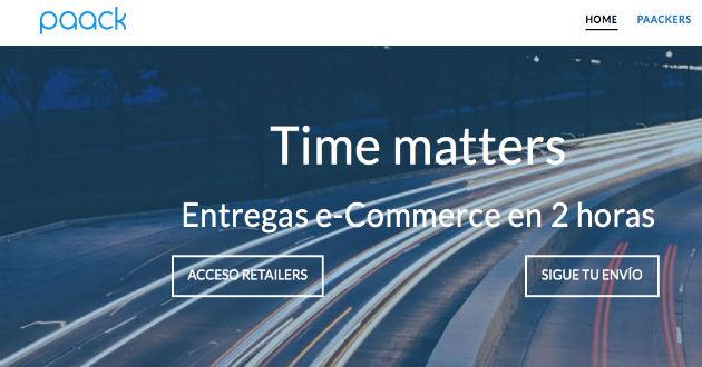 Paack, primera startup española en completar el programa de aceleración de Turn8