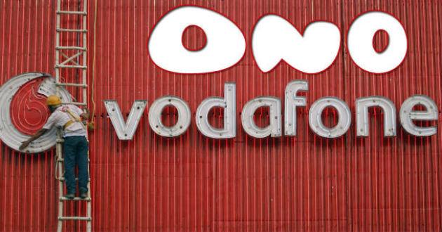 Vodafone y Ono despedirán a un máximo de 1.300 personas