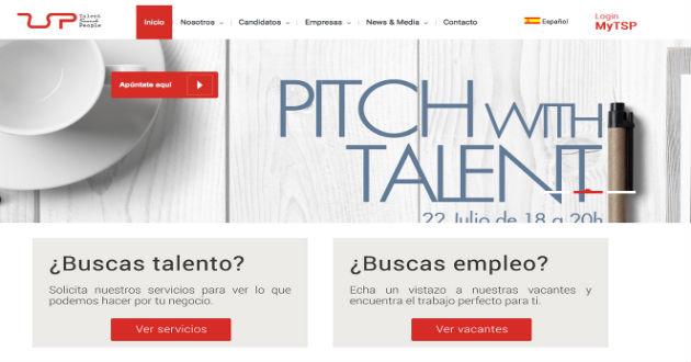 """Llega la cuarta edición de """"Pitch With Talent"""""""