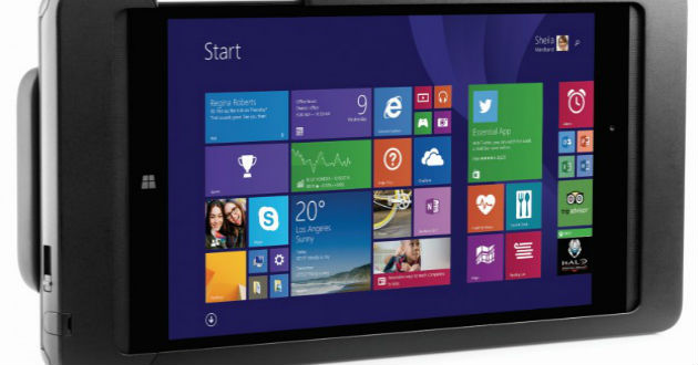 HP presenta la tableta profesional Pro Tablet 608