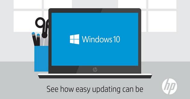 HP anuncia servicios empresariales para Windows 10