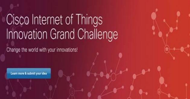 Cisco anuncia la segunda edición anual de Innovation Grand Challenge