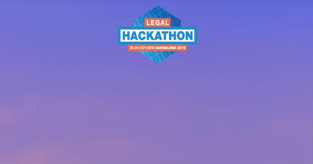 Todo listo para el Legal Hackathon Barcelona