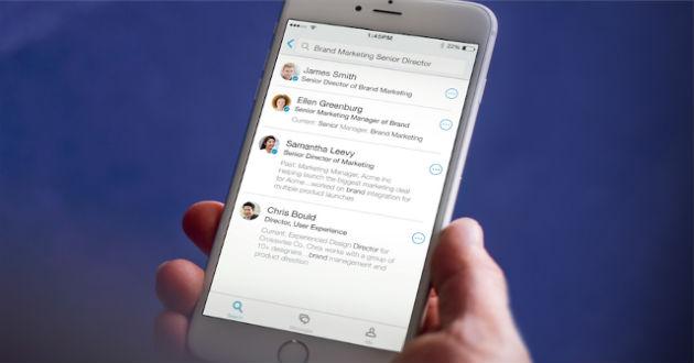 Linkedin lanza la nueva app Lookup