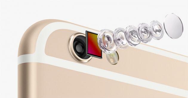 Cómo solucionar el problema de cámara del iPhone 6 Plus