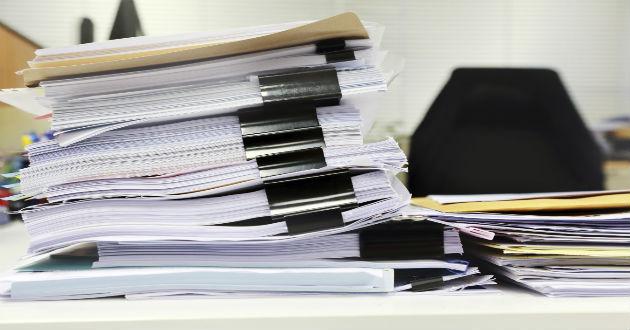 Cinco excusas que ponen las empresas para seguir usando papel en la era digital