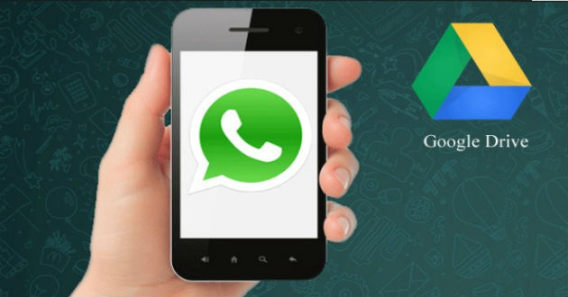 Activa la copia de seguridad de WhatsApp en Google Drive para no perder nada